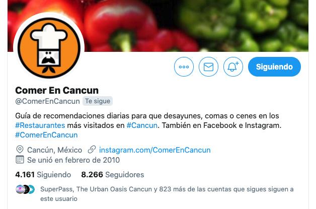 ¿Sirve Twitter para promover mi Restaurante?