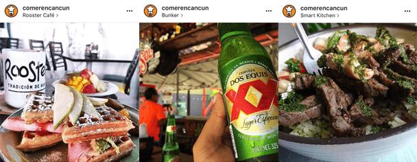 Redes Sociales para Restaurantes en Cancun